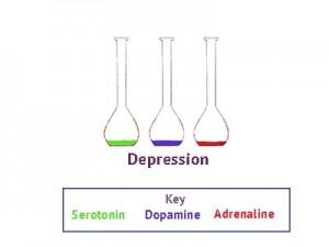 Depression, neurotransmitters, hormones, motivation