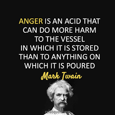 How to Channel Your Anger Positively