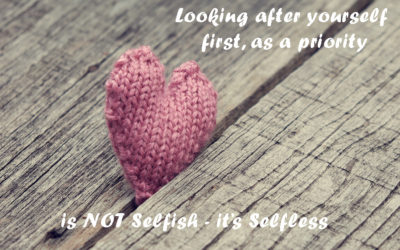 Newsflash – Putting Yourself First is NOT Selfish