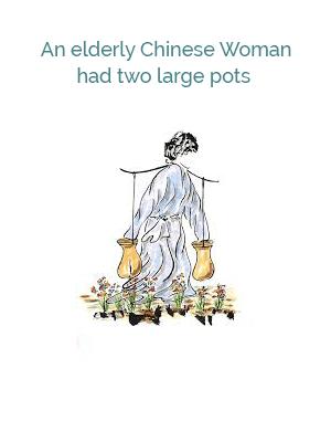 2 Minute Metaphor – Cracked Pot Friends