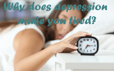 Why Does Depression Make You Tired?